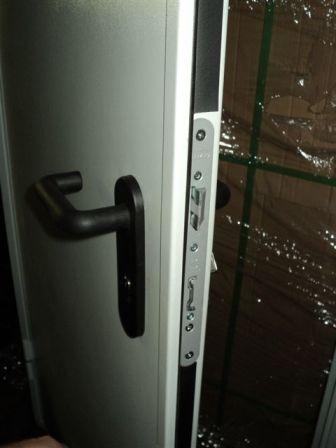 Металлические двери в Краснодаре.