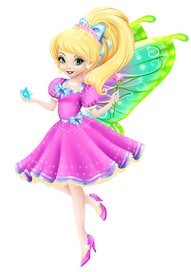 маленькая фея фото