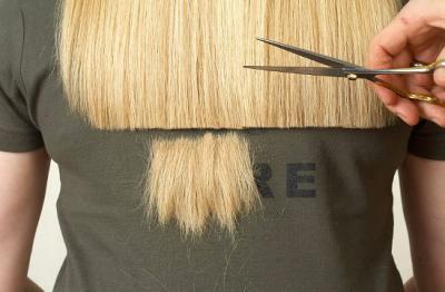 Стрижка горячими ножницами краснодар волос