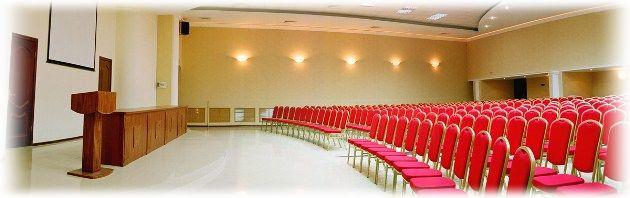 Оформление зала для конференций