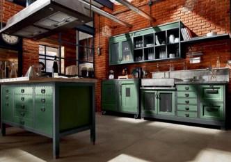 кухни лофт краснодар, кухни лофт на заказ, кухни лофт купить