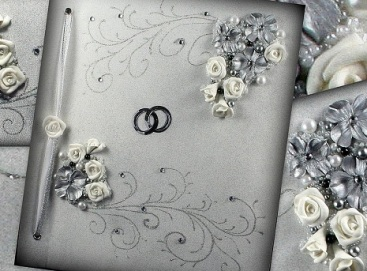 Свадебные папки для свидетельства
