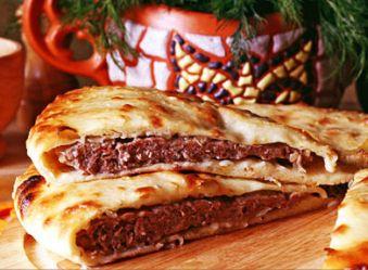 Осетинские пироги, осетинские пироги москва