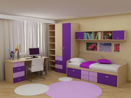 Мебель для детской в Краснодаре.