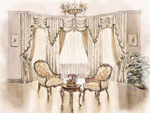 индивидуальный пошив штор крансодар