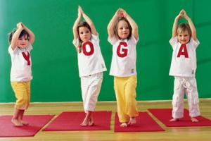 детская йога, Краснодар, Илифия