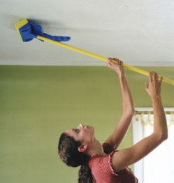 уход за подвесным потолком краснодар, чистка подвесного потолка краснодар