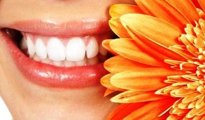 Снятие зубного украшения