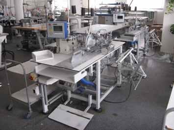 Новейшее швейное оборудование