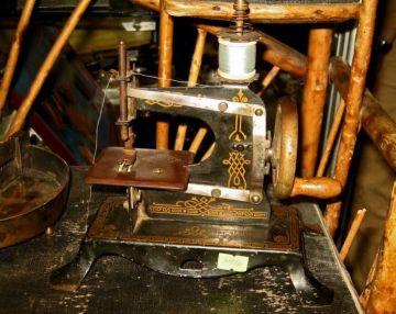 Эволюция бытовых швейных машин