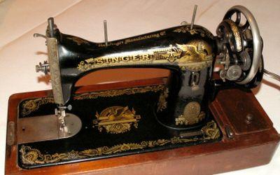 Швейная машина «Singer» - правда и мифы