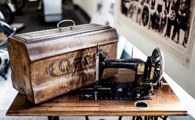 Музеи швейных машин