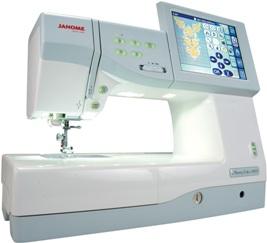 Компьютеризированная швейная машина – история появления