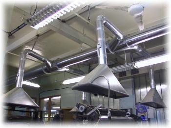 Промышленные системы кондиционирования в Краснодаре