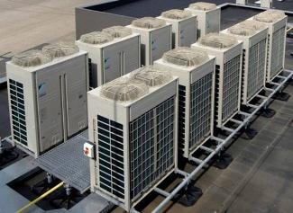 Система кондиционирования воздуха в Краснодаре
