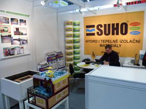 Гидроизоляция, герметизация, теплоизоляция - SUHO Краснодар