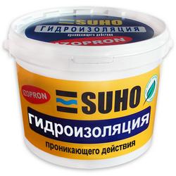 Гидроизоляция Изопрон - SUHO Краснодар