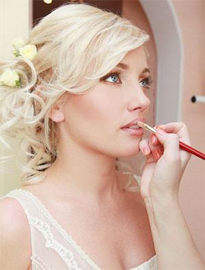 свадебный макияж в Краснодаре