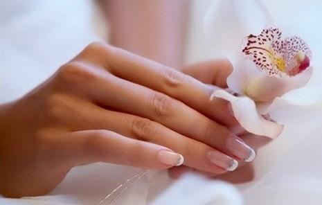 свадебный маникюр в Краснодаре