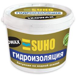 Битумная мастика - Suho Краснодар - Гидроизоляция